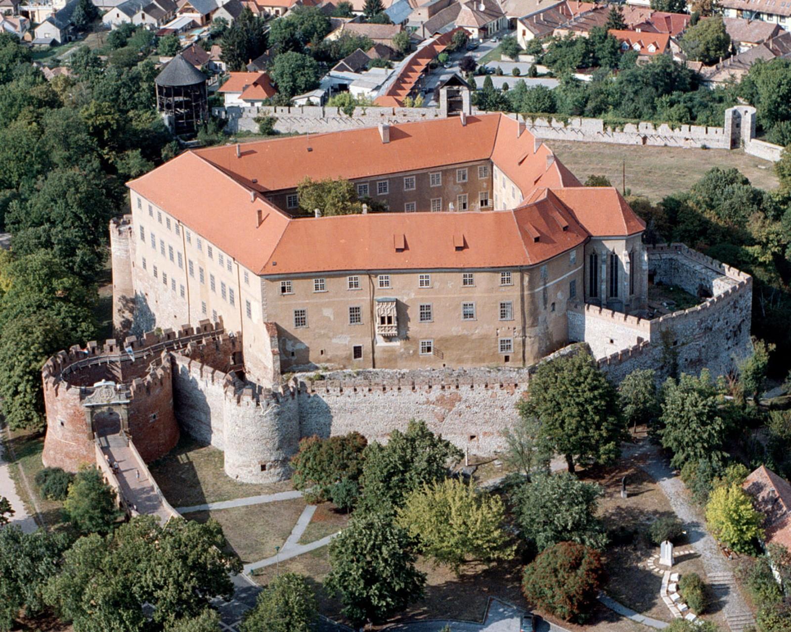 Zamek w Siklos